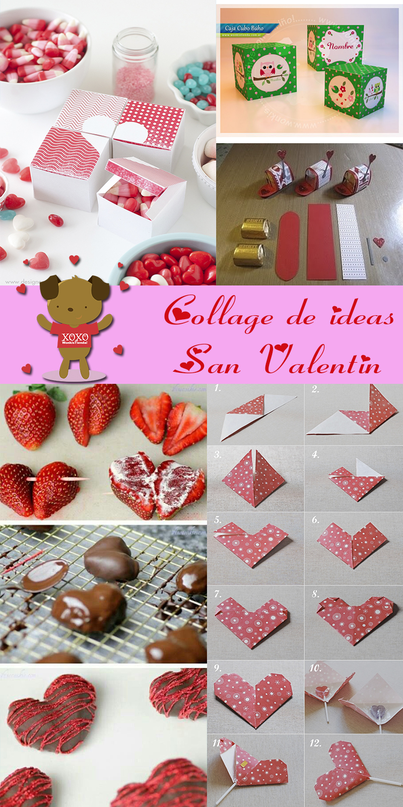 Ideas To Decorate A Living Room With White Living Room Set: San Valentin: Collage De Ideas