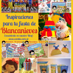 Fiesta Blancanieves: Collage de Ideas