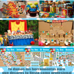 Toy Story – Collage de ideas